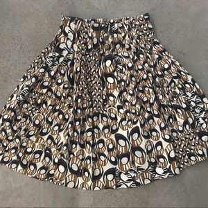Parameter skirt, Size 0, NWT, Anthropologie